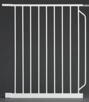 "Pet Gate Extension for 0930PW Extra Wide Pet Gate Size: 30"" H x 24"" W - http://www.thepuppy.org/pet-gate-extension-for-0930pw-extra-wide-pet-gate-size-30-h-x-24-w/"