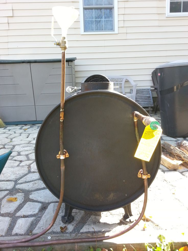 Barrel Stove, 55 gallon drum, stove kit, barrel stove kit, outdoor furnace - 74 Best DIY Barrel Stove Outdoor Furnace Images On Pinterest