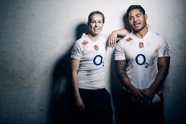 Manu Tuilagi and Emily Scarratt - Best England Centres
