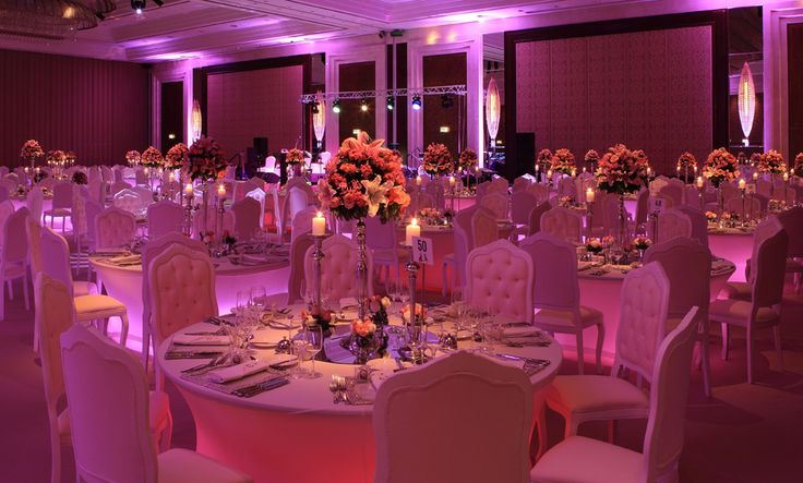 Let your wedding be a fairy tale with JW Marriott Ankara!