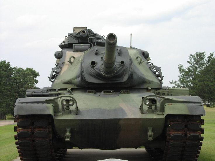 M60A3 to be correct ** edited for correction, A3 not an A1