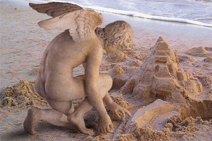 Sand Angel ♥