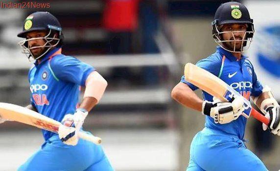 Shikhar Dhawan, Ajinkya Rahane's impressive run continues; average as pair soars to 76