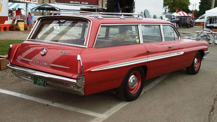 1961 pontiac safari station wagon - Bing Images