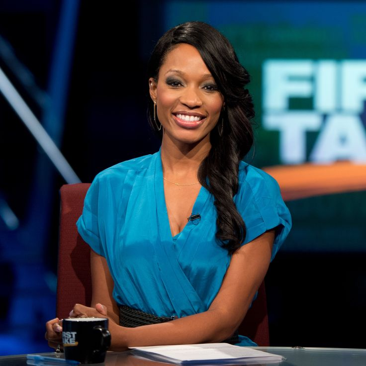 """""""When I think of someone who's a boss, I think of a person who is extremely powerful but doesn't have to say it. They're a leader but don't have to show it. They're completely comfortable in their skin.""""- Cari Champion  Read More: http://www.vibe.com/2015/03/vibe-league-cari-champion-interview/"""