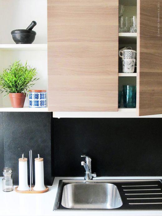 Beautiful Credence Sur Mesure Ikea #2: Sisalla: Kitchen Inspiration