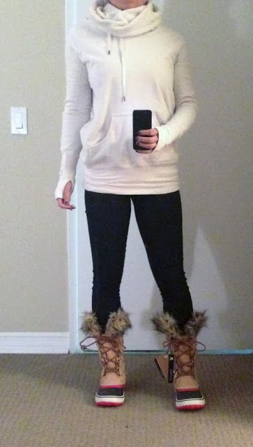 #sorel #joanofarc #boots Vail outfit