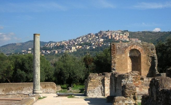 The glories of ancient Italy - The West Australian, by Emma Jones