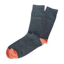 Ted Baker LOCKEY Space dye cotton socks
