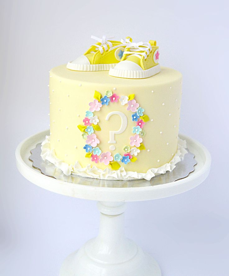 Edible Baby Shower Cake Images