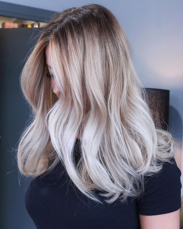 best 25 blonde sombre ideas on pinterest blonde sombre hair cheveux blonds sombre and how to. Black Bedroom Furniture Sets. Home Design Ideas