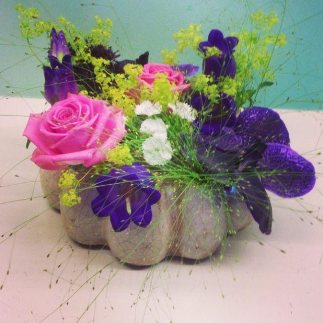 Flowers vase