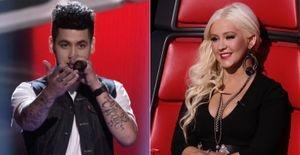 Brasileiro conquista Christina Aguilera no 'The Voice' - Jonathas nasceu no Rio de Janeiro e se mudou para os Estados Unidos aos quatro anos de idade