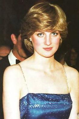 June 1981: Lady Diana Spencer      Royal Academy