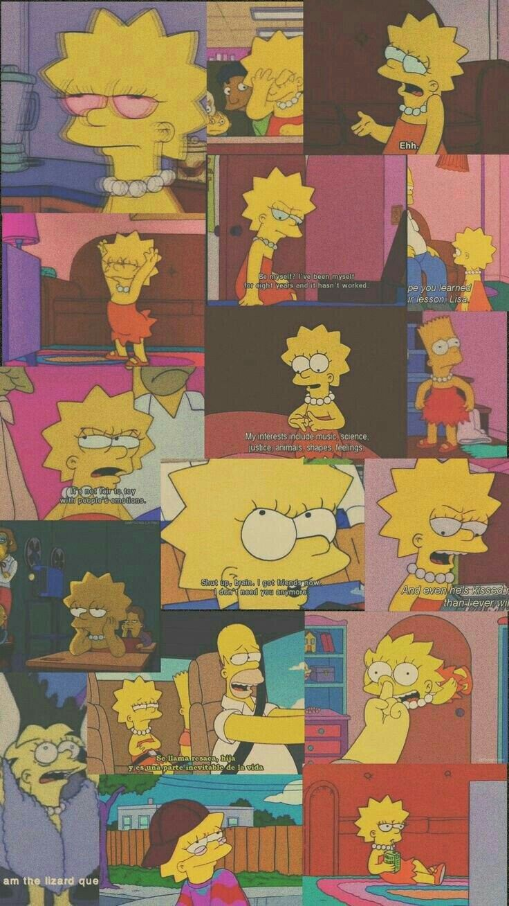 Pin By Kc On Wallpapers In 2019 Simpson Wallpaper Iphone