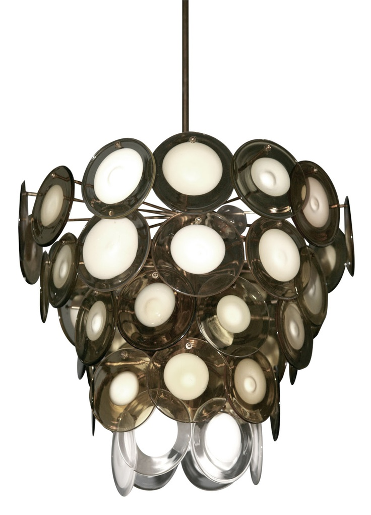 Vistosi Murano chandelier 36 best Gino Vistosi