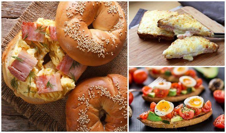 10 ideas para los fans de los desayunos salados