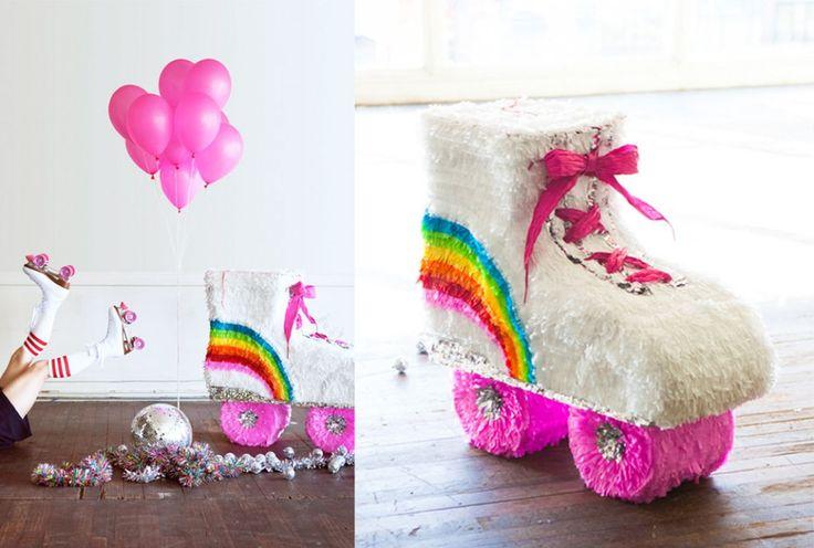 piñata-de-patines