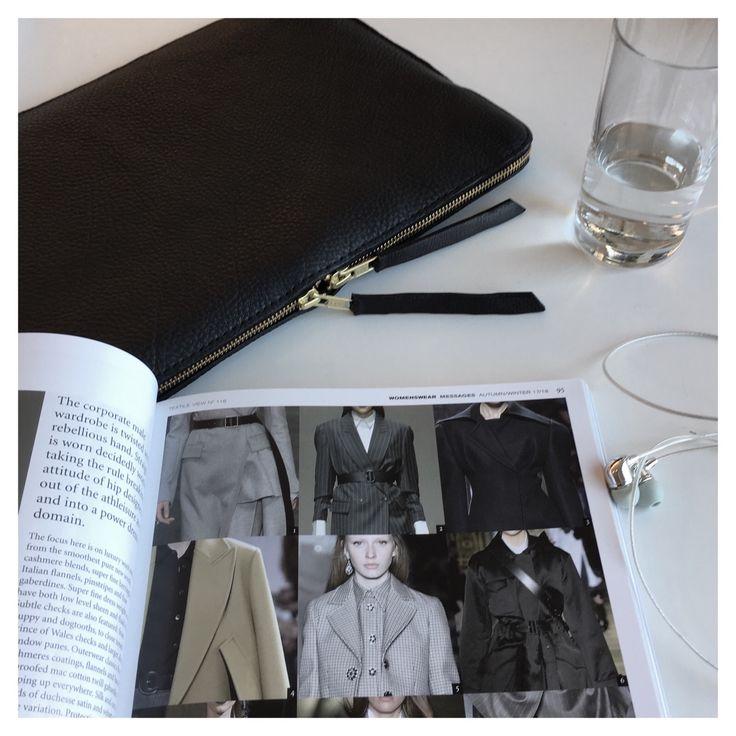 SILJE OPAAS | Handmade leather MacBook case