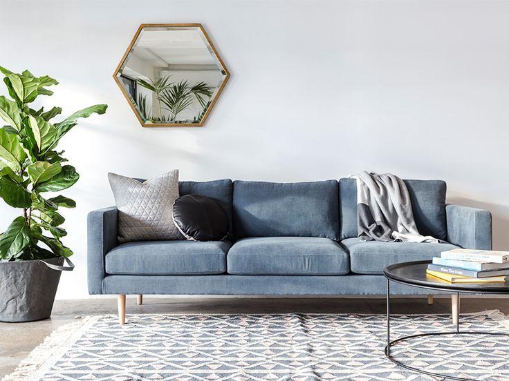 35 best Living Room Style images on Pinterest | Blue lounge, Family ...