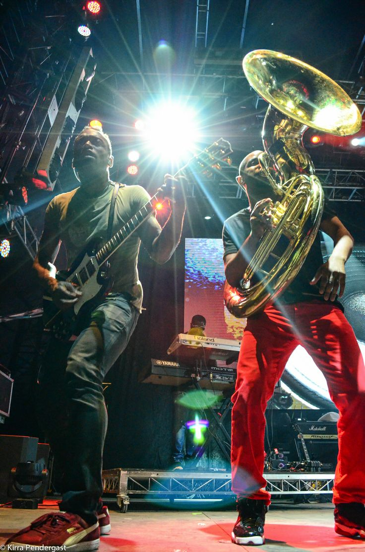 The Roots - Falls Festival Byron Bay