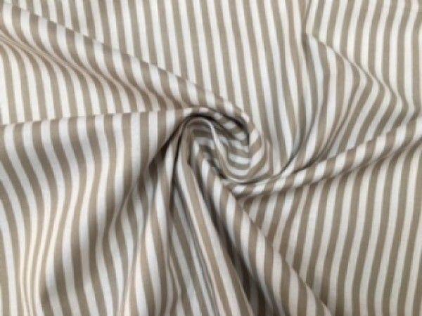 Cottage striped beige Panini Tessuti