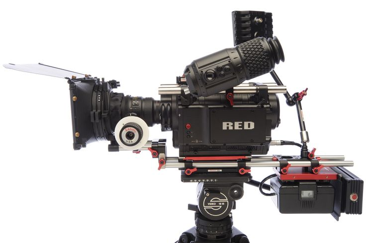 Red One Camera - info