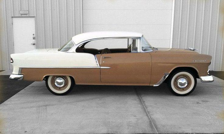 Bel Air Auto Auction >> 1955 Chevrolet 210 | Cars | Pinterest
