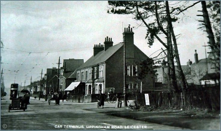 Uppingham Road / Humberstone Road junction