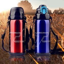 2016 Selling Bottle Thermos Flasks Cup Mug Garrafa Stainless Steel Termica Inox Travel Cup Copo Termico Mug Caneca Termica Caixa