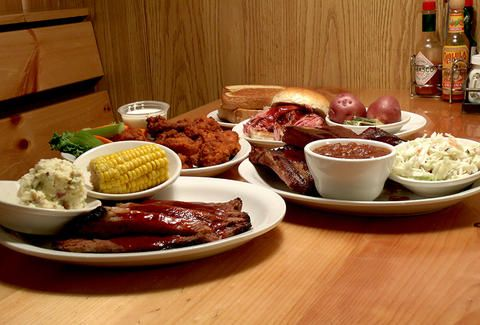 Best BBQ in Wyoming at Bubba's Jackson Hole