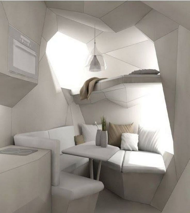 65+ Awesome Modern and Futuristic Furniture Design and Concept