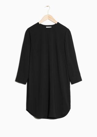 & Other Stories | Back Slit Dress