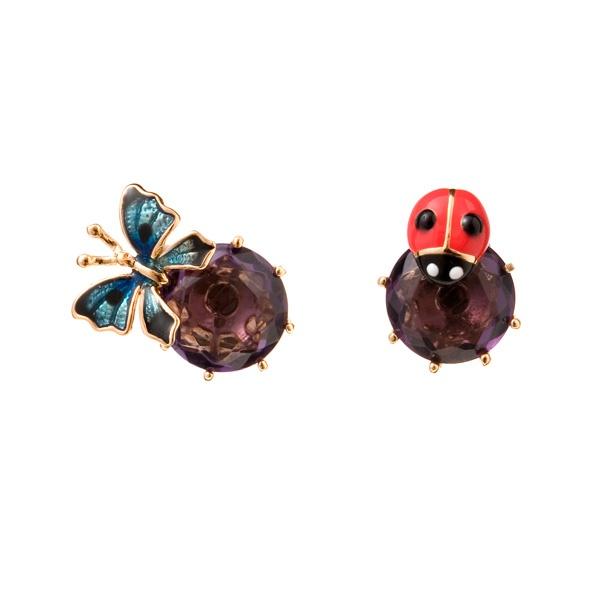la hormiga earrings<3