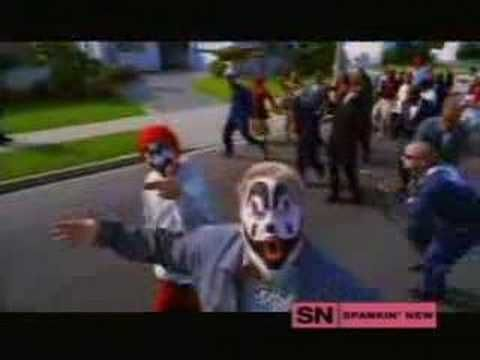 ICP Insane Clown Posse - Lets Go All The Way!