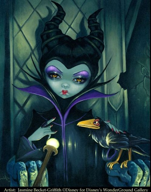 Strangeling S Version Of Maleficent Hell Hath No Fury