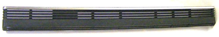 PDIF-A006WRJ0 Sharp Microwave Black Grille Vent Assembly