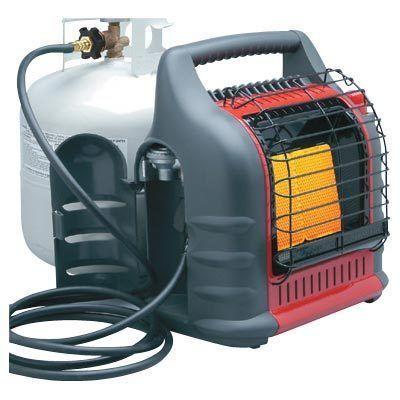Mr Heater Mh18b Portable Big Buddy Heater