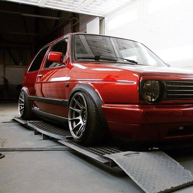 Volkswagen / VW Golf MK2                                                                                                                                                                                 Más