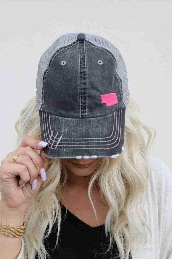 b9ef87e158ad5 Nebraska Trucker Hat