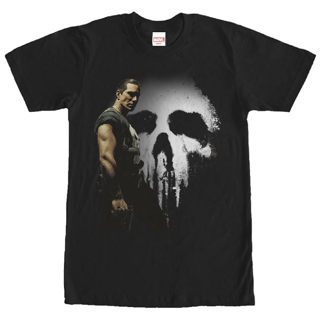 Totally Tee Shack: The Punisher