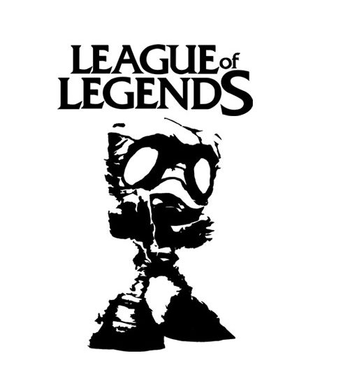 High quality tee league of legends Amumu lol gray t shirts | Buytra.com