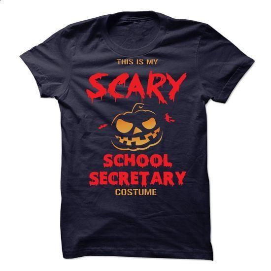 School Secretary - #denim shirt #sweater diy. MORE INFO => https://www.sunfrog.com/LifeStyle/School-Secretary-66575493-Guys.html?68278