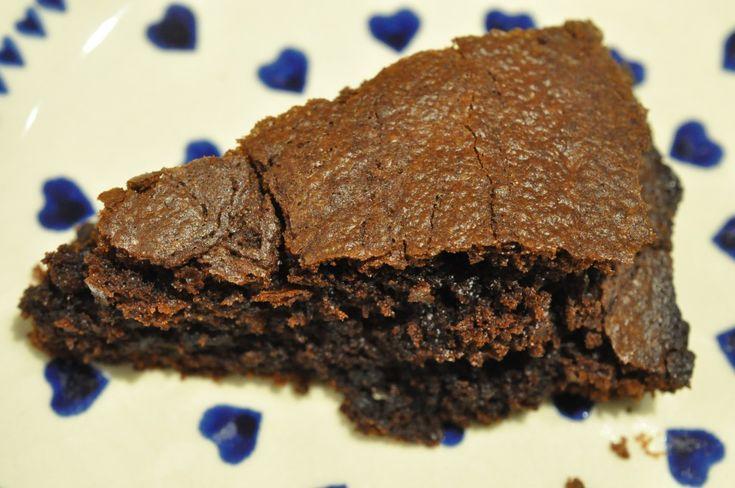 Nem og lækker chokoladekage uden æg | NOGET I OVNEN HOS BAGENØRDEN
