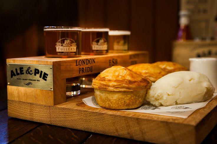 Er du i nærheden af Victoria Station i London og leder du efter en pub med god mad? Så læs denne anmeldelse og vær klar til at indtage et godt måltid.