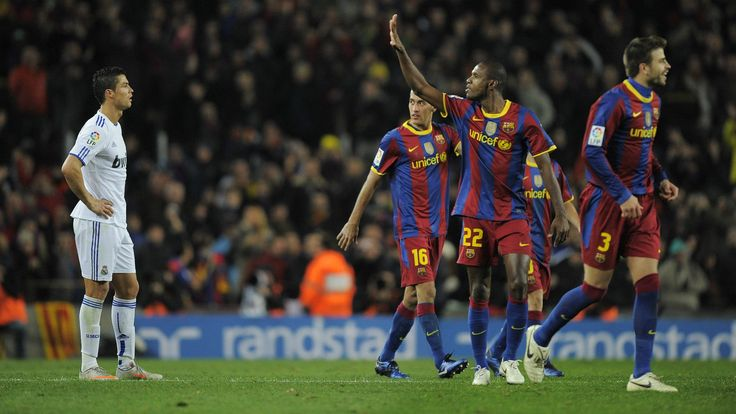 Whatever happened to Eric Abidal? The Barcelona defender who overcame a liver transplant to keep playing