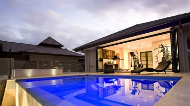 Pool Luxury-outdoor-pool-house-designs-with-Resort-Style-design-ideas 27 Aweome Picture of Pool House Designs