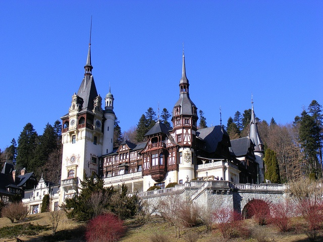 Castelul Peles - Sinaia, Romania