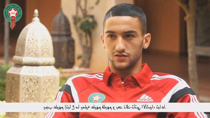 Star of the future-Hakim Ziyech is an #AtlasLion #Maroc