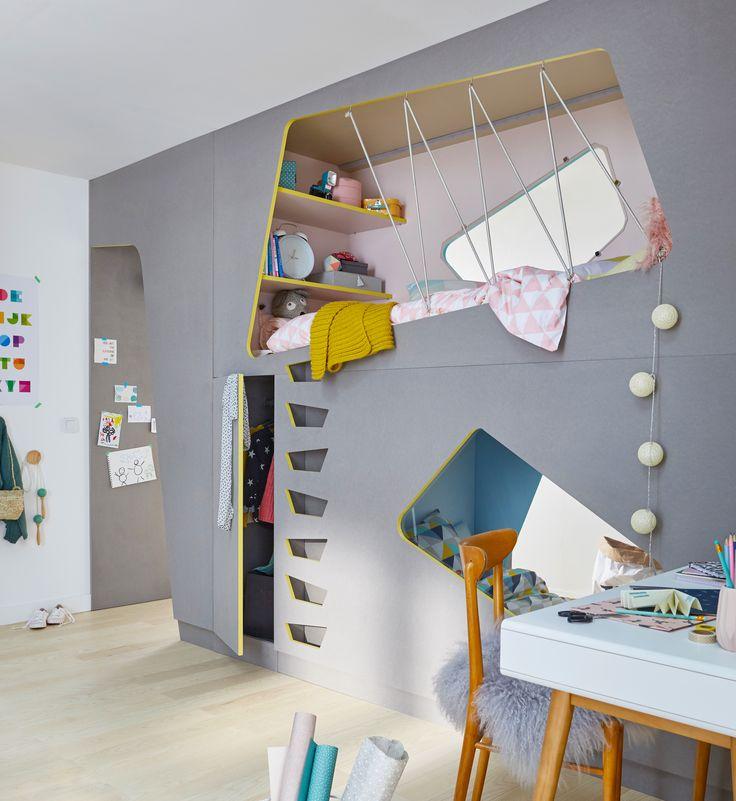 Les plus grands ont aussi droit à leur chambre design !